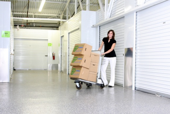 how much does it cost to start a storage unit business