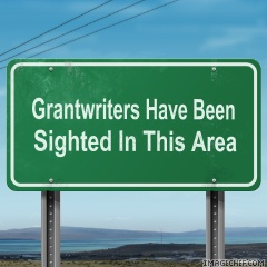 find a good grant writer