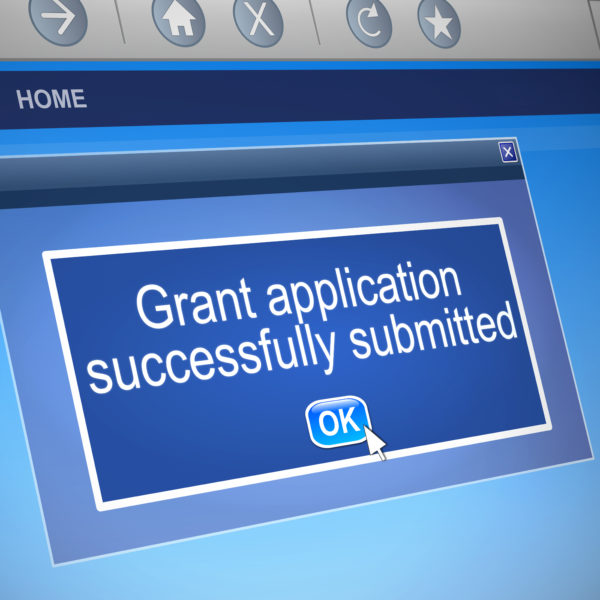 how to get a grant
