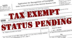non profit tax exempt status